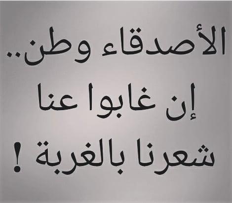 اقوال وحكم عن فراق الصديق Aiqtabas Blog 10